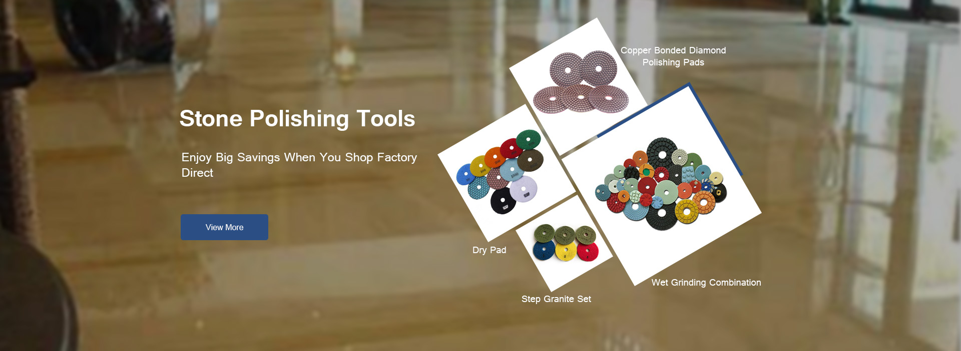 Concrete Polishing Tools