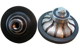 Our Router Bits for Angle Grinder are designed with a composite elasticity gasket