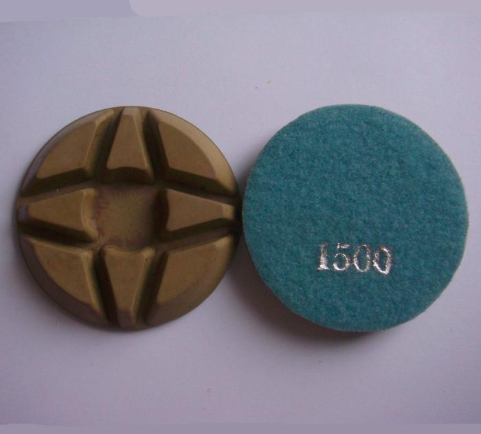 Star Concrete Floor Resin Polishing Discs