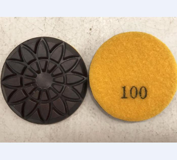 Dry Rosex Copper Hybrid Bond Transitional Pad