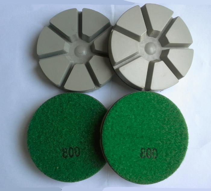 Super Shine Concrete Floor Resin Polishing Pads