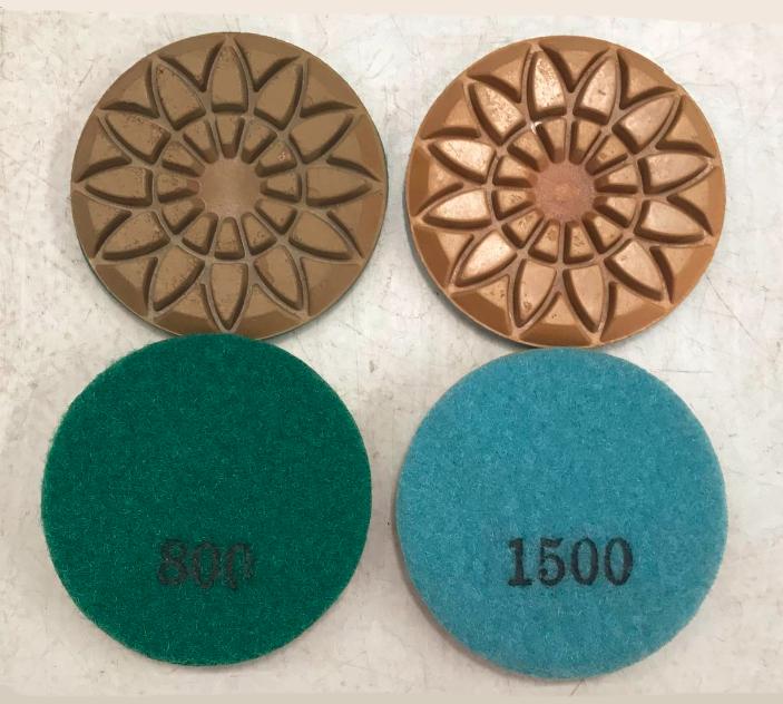 Rosex Concrete Resin Polishing Pad