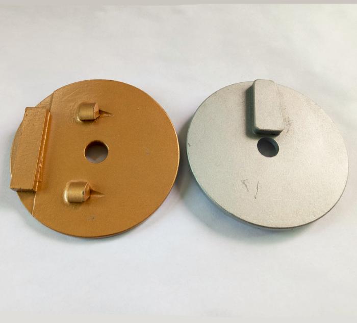 Terrco SharksTeeth PCD tool for heavy coating removel