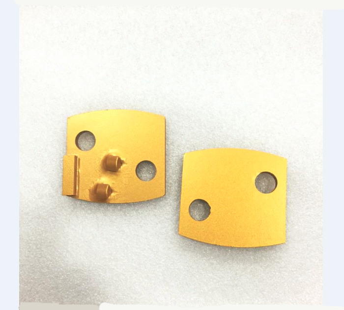PCD Polar Bear Claw Use On Polar Magnetic System For Coating Removal