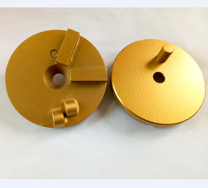 PCD puck and PCD Plug