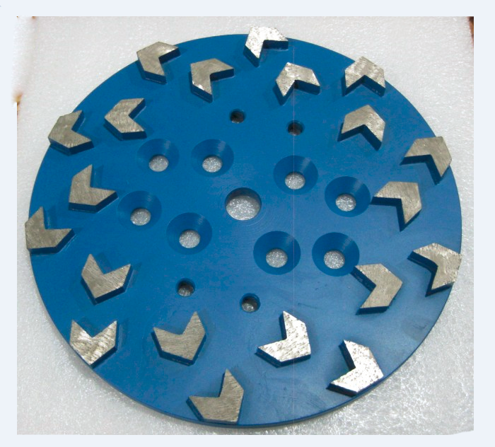 10 inch (250mm) Arrow Premium Grinding Plate