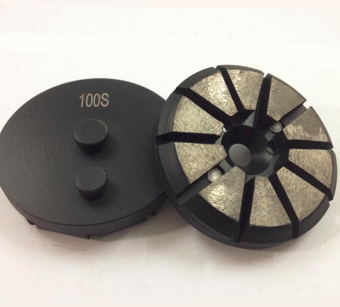 Surface Prep Tooling - STI 10-Seg Diamonds