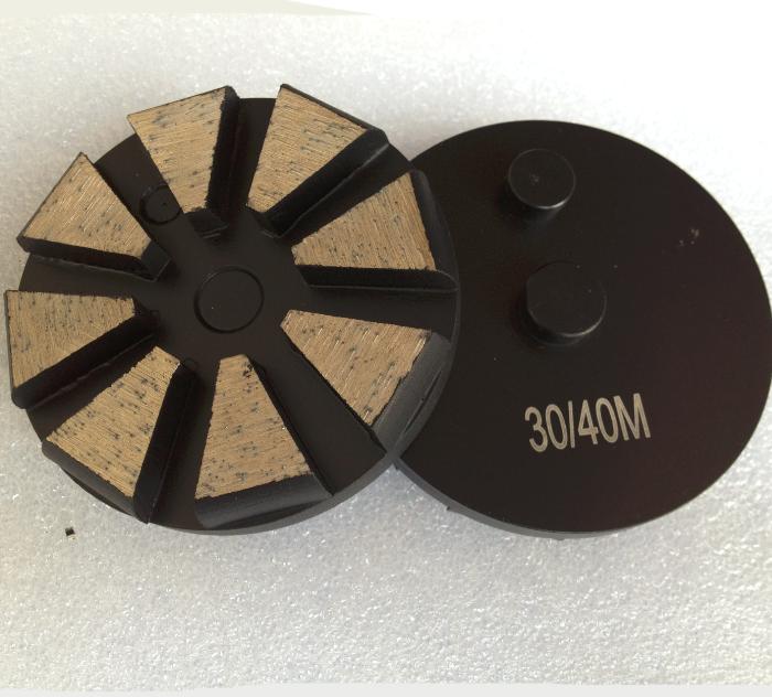 Surface Prep Tooling - STI 8-Seg Diamonds