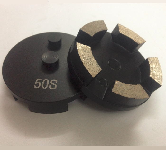 Surface Prep Tooling - STI 5-Seg Diamond Ring