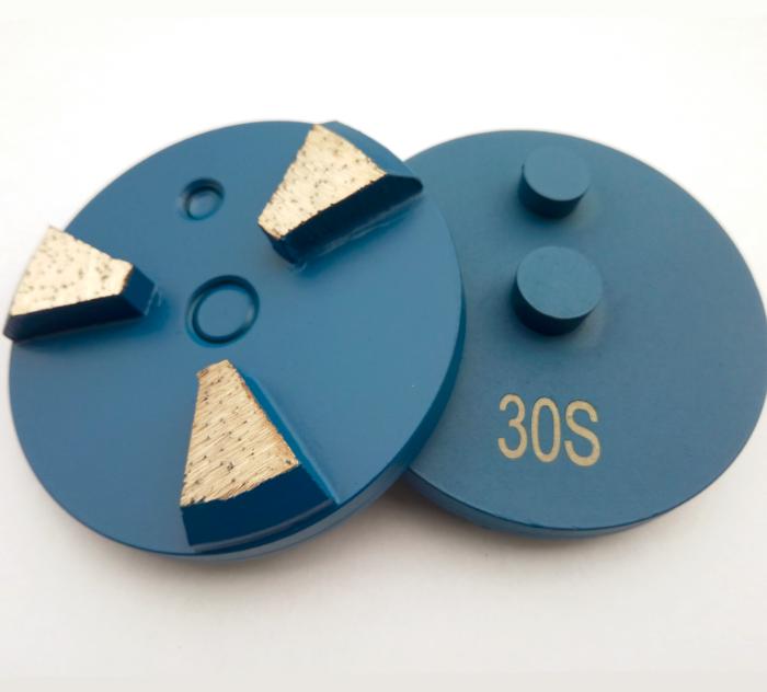 Surface Prep Tooling - STI 3 Seg Diamonds