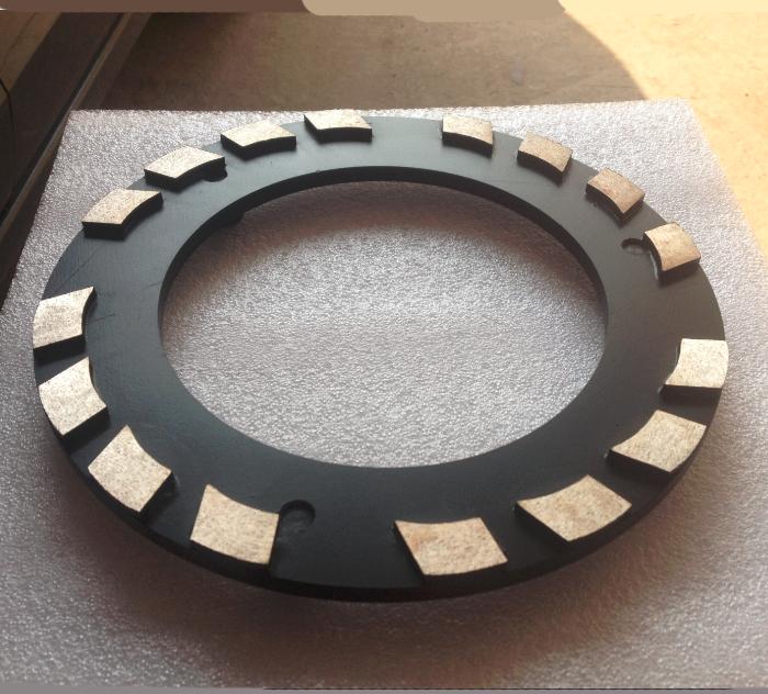 Klindex MTS Diamond Tools 9.5 inch 240mm 16 Segments