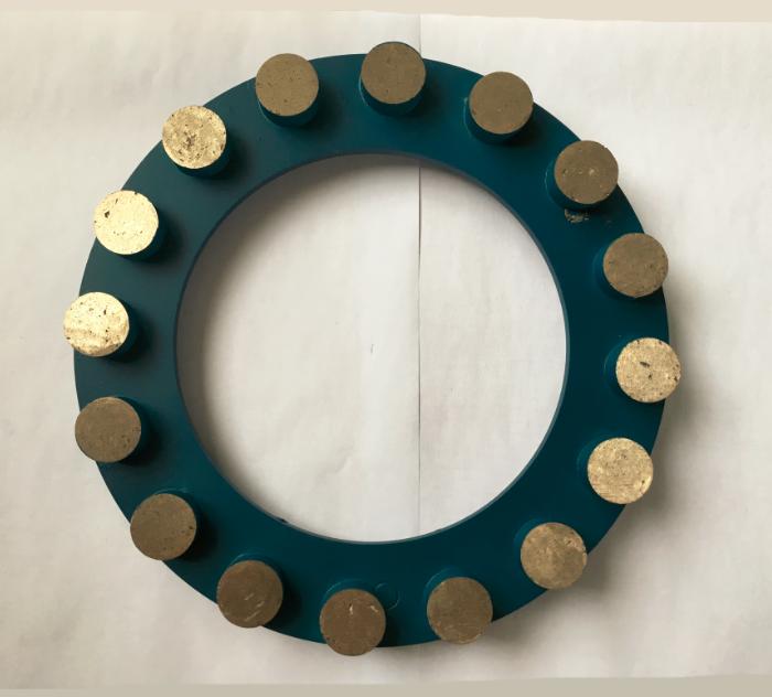Klindex MTS Diamond Tools 9.5 inch 240mm 16 Round Segments