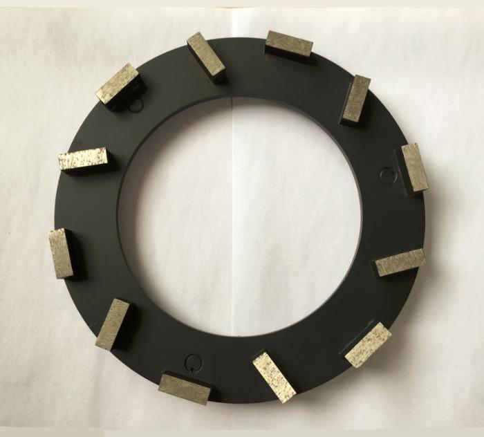 Klindex MTS Diamond Tools 9.5 inch 240mm 12Segments