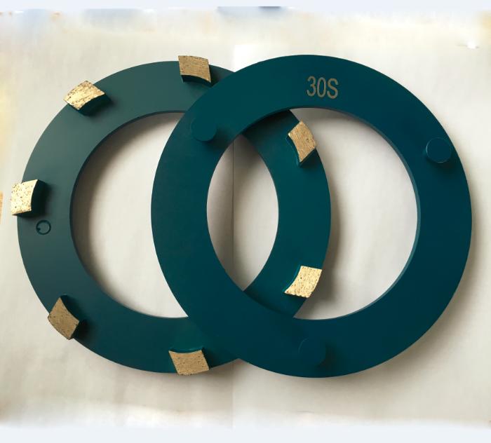 Klindex MTS Diamond Tools 9.5 inch 240mm 7 Segments