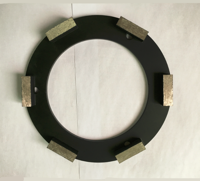 Klindex MTS Diamond Tools 8 inch 200mm 6 Segments