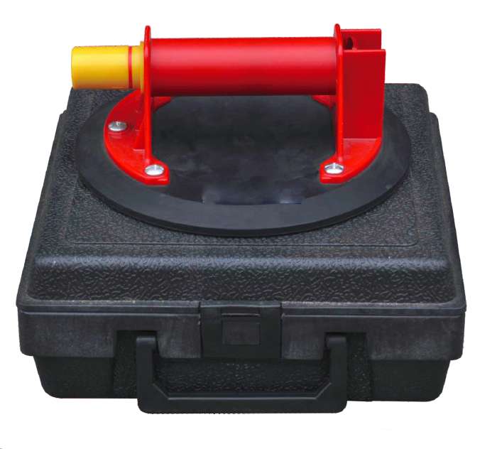 Pump-Action Vacuum Cup