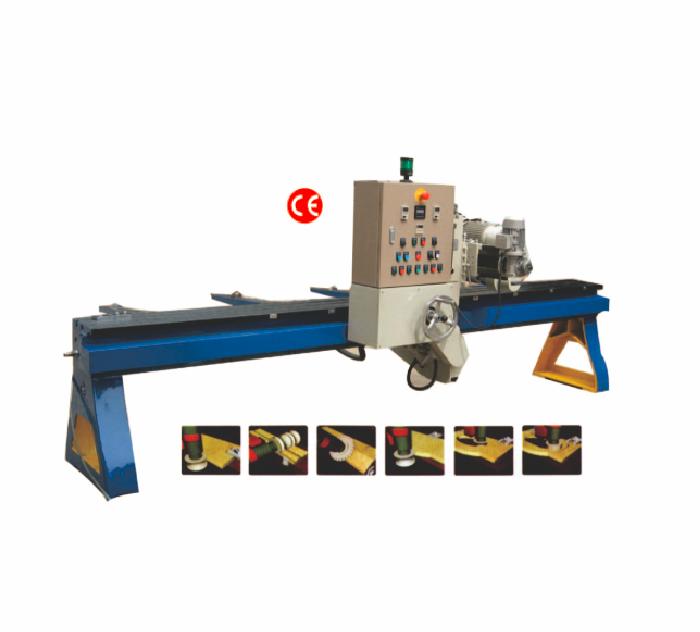 Multi-functional Stone Profiling Machine