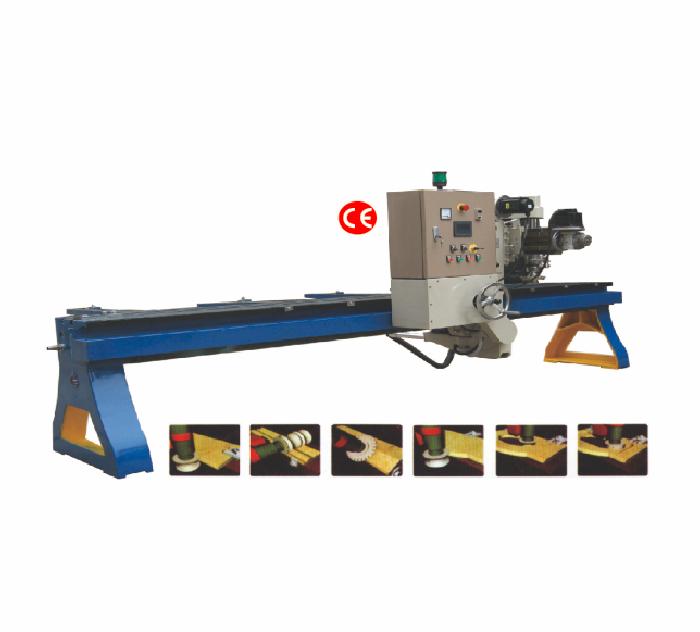 Multi-functional Stone Profiling Machine For Export