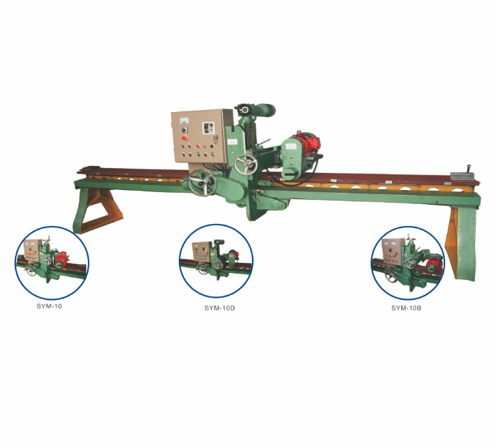 Multi-functional Stone Profile Machine SYM-10