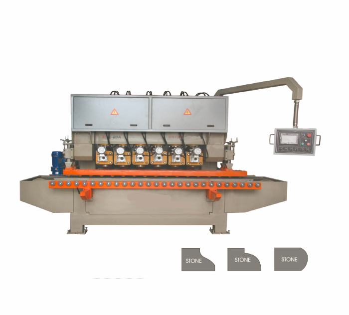 Stone Edge Polishing/Profiling Machine TL6E-80