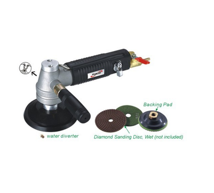 Air/Pneumatic Stone Polisher