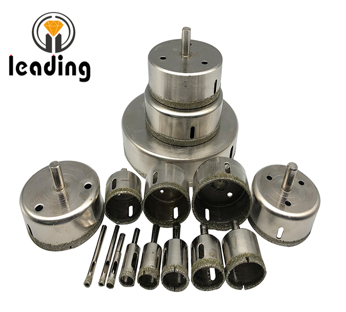 Electroplated Diamond Holesaw Drill Bits