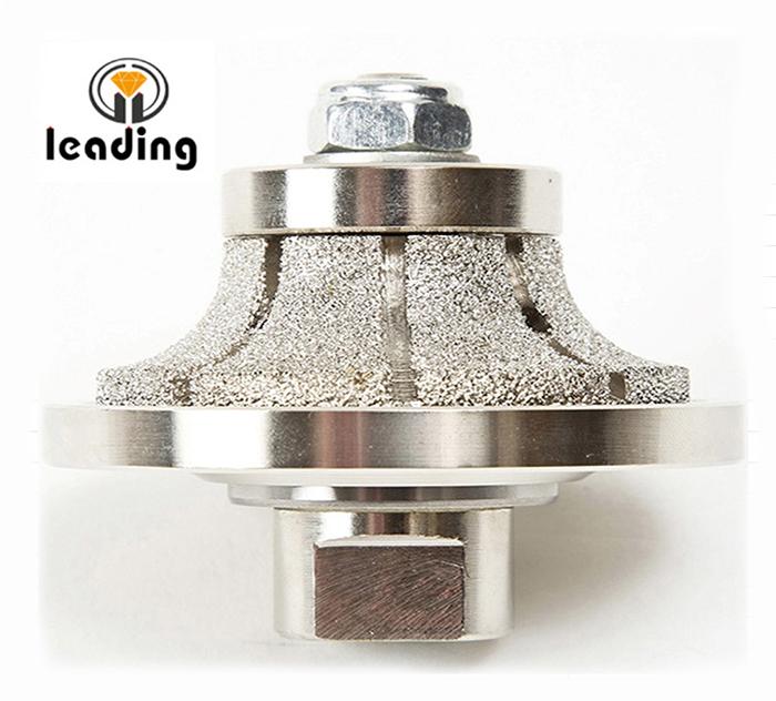Shape H - Dupont Vacuum Brazed Hand Profile Wheel