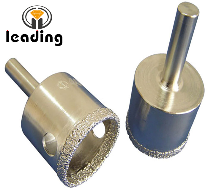 Vacuum Brazed Drill Bits
