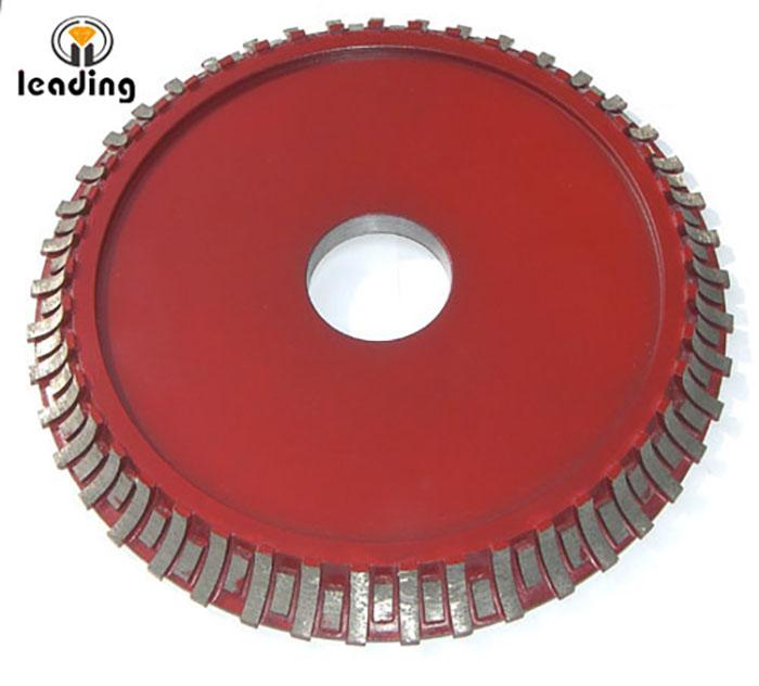 Large Size Sintered Profiling Wheel