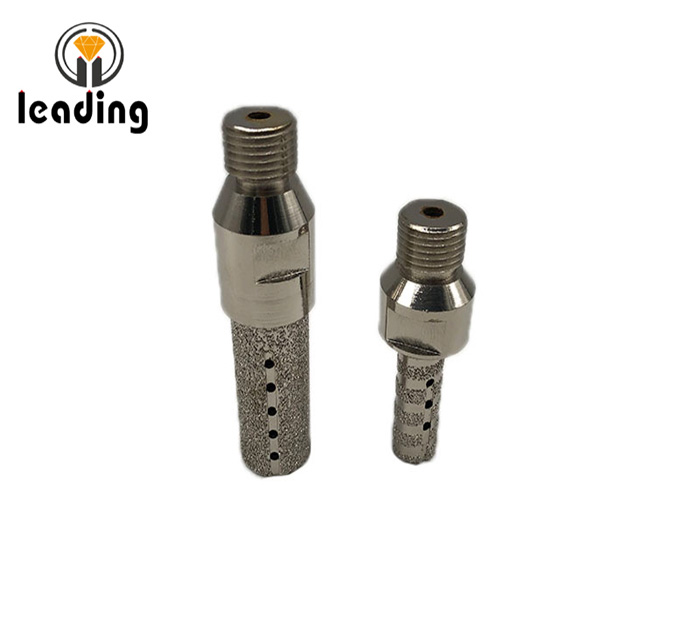 Vacuum Brazed CNC Finger Bit