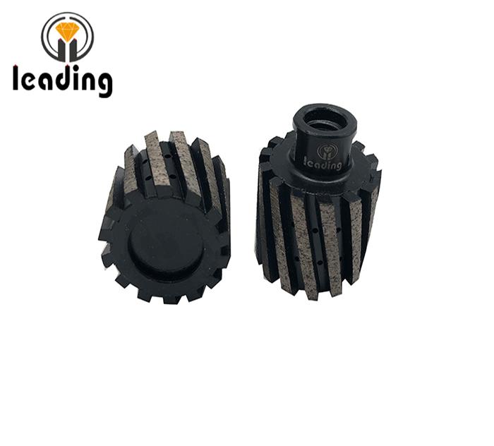 Sintered Segmented Grinding Drum Wheels