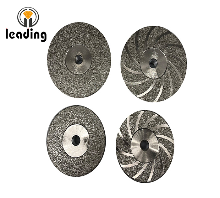Vacuum Brazed Cuting and Grinding Diamond Cup Wheel
