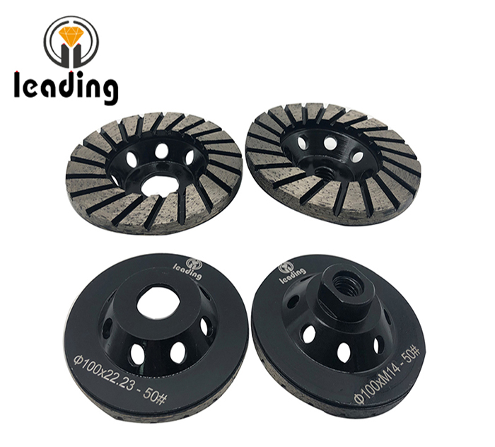 Sintered Turbo Diamond Cup Wheels