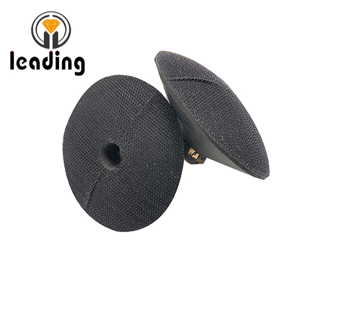 Convex Rubber Backer Pad