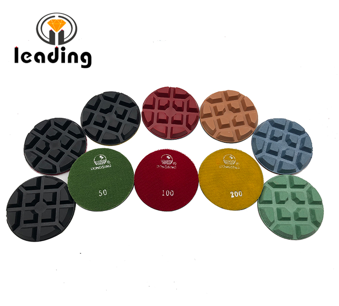4FP1-6 - 4 Inch DONGSING Floor Polishing Pads