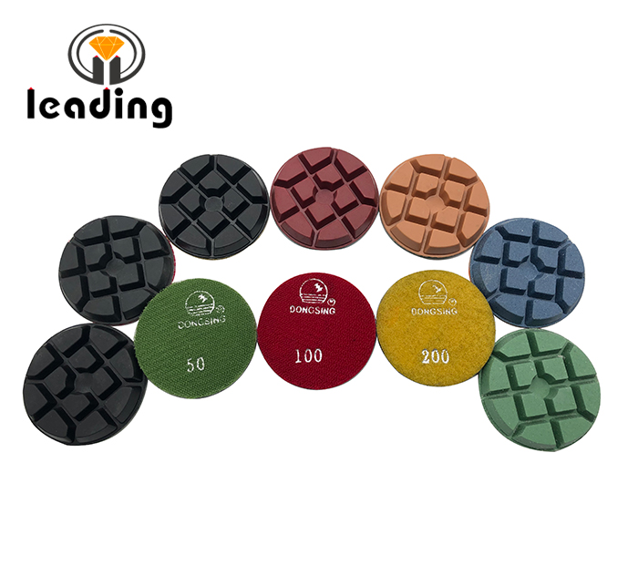 3FP2-3 - 3 Inch DONGSING Floor Polishing Pads
