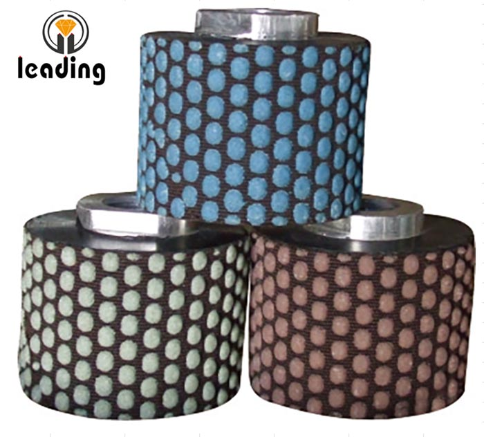 Super Dry Diamond Polishing Drum