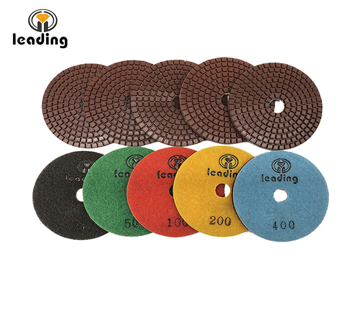 Copper Bond Polishing Pads - FY