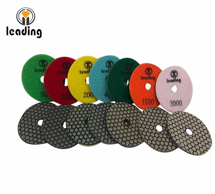 Leading Flexible Dry Polishing Pads KNQ