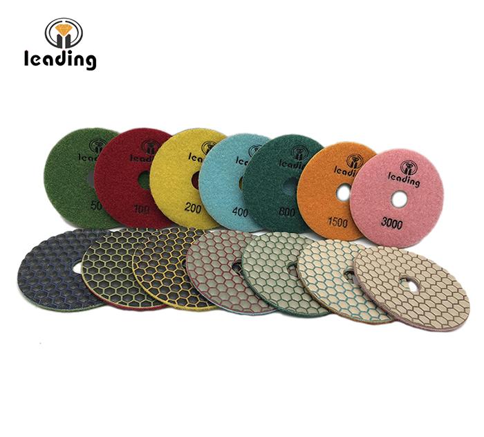 Leading Dry Polishing Pads - JL