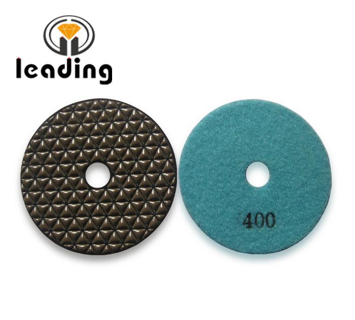Leading Triad Dry Diamond Polishing Pads