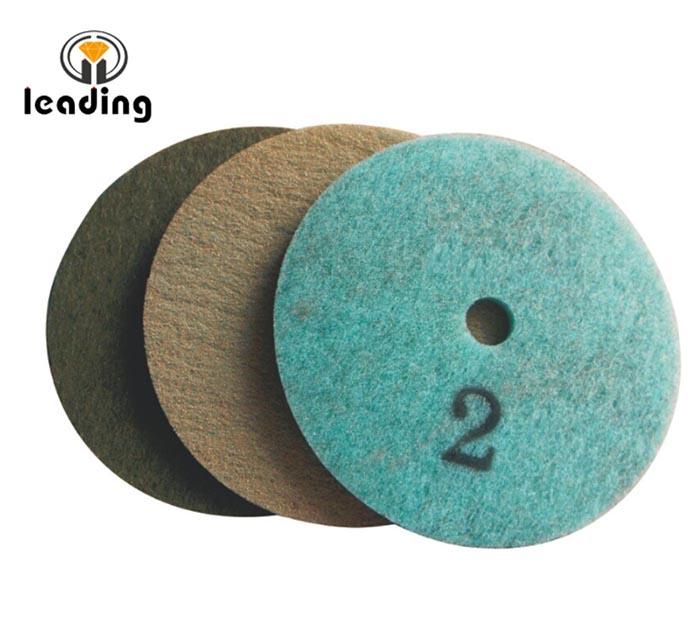 Similar Twister diamond impregnated polishing pads/ShinePro Diamond Pads/Husqvarna HiperClean Pads/SPIN-1 DIAMOND PADS/KING CONC discs