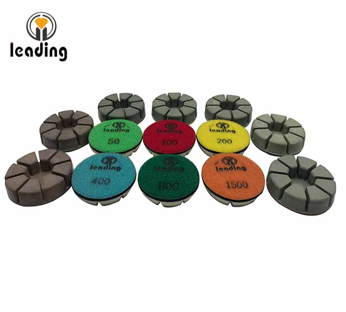 Extra High 15mm Concrete Polishing Pads