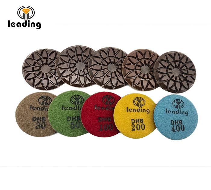 Rosex Copper Hybrid Bond Transitional Pad Dry
