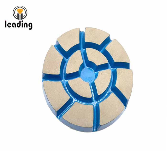 Economy Ceramic Bond Diamond Transitional Pad 4 inch
