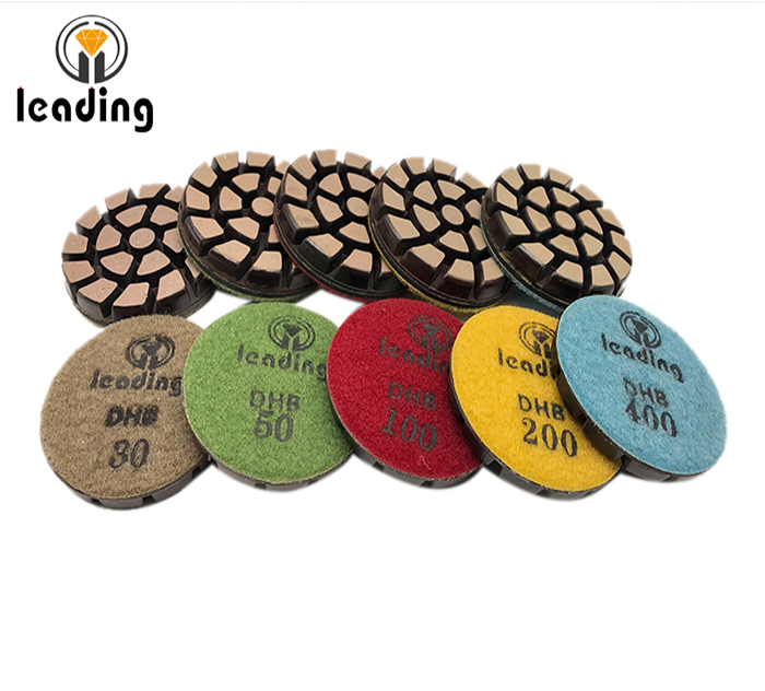 Super New Hybrid Bond Polishing Pads Wet and Dry Use