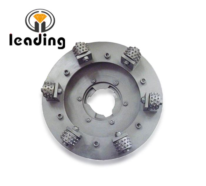 Bush Hammering Plate For Klindex System