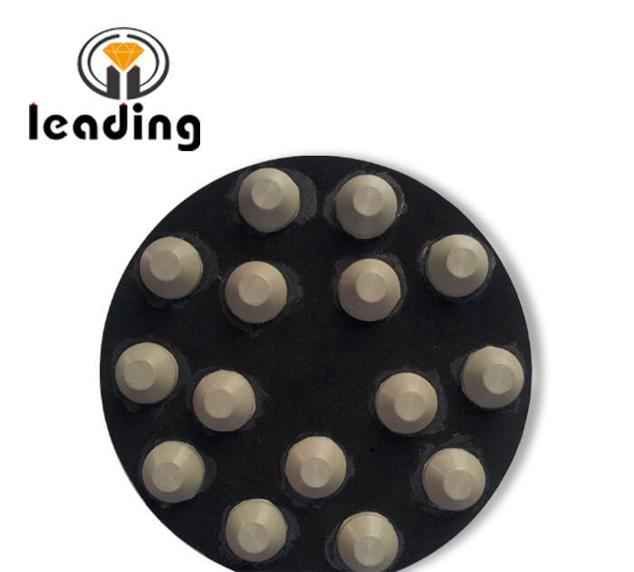 Diamond Dot Resin Flex Polishing Pads EVA Base