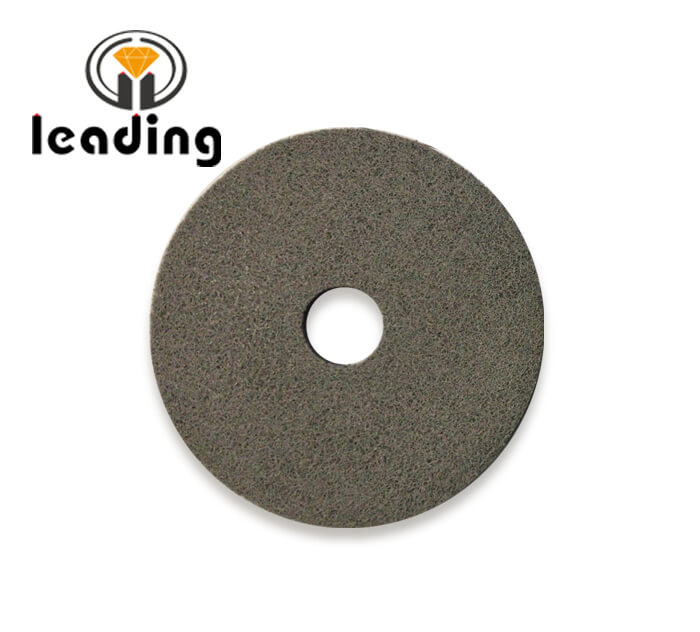 Diamond Impregnated Floor Pads for Restoring Marble, Limestone, Sandstone, Travertine, Terrazzo, and Concrete