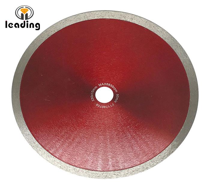 Hot Pressed Sintered Continuous Rim Blades